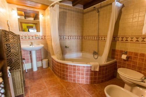 Quadruple Room Casa do Merlo 7