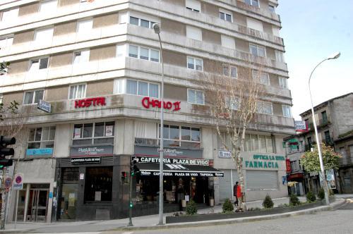 Отель Hostal Charo II 2 звезды Испания