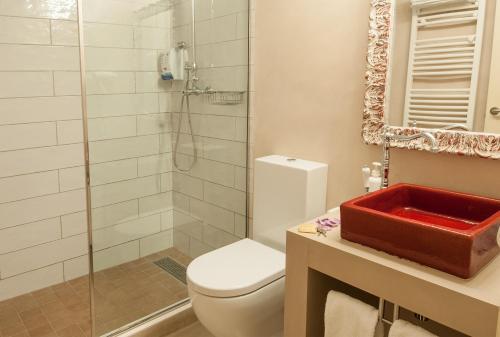 Habitación Doble Deluxe - 1 o 2 camas Hotel-Spa Classic Begur 6