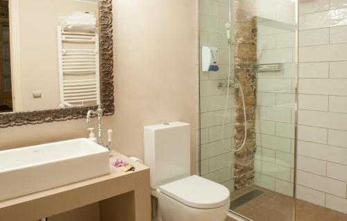 Habitación Doble Deluxe - 1 o 2 camas Hotel-Spa Classic Begur 8