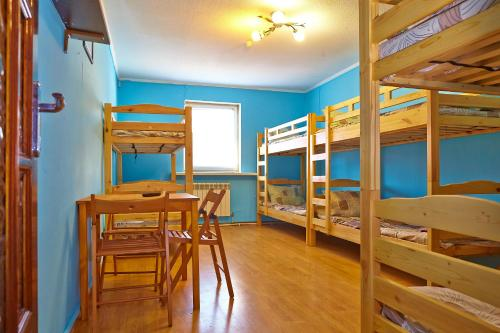 Легло в oбща спалня с 8 легла (Bed in 8-Bed Dormitory Room)