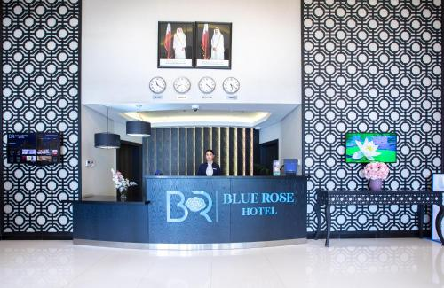 Stay at New Blue Rose Hotel