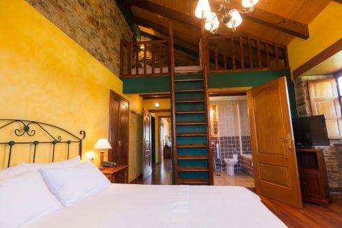 Triple Room Casa do Merlo 13