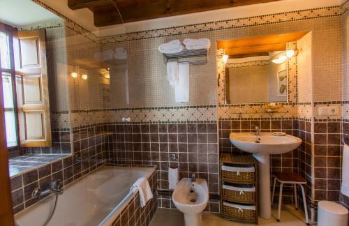 Triple Room Casa do Merlo 11