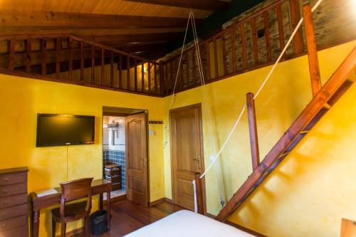 Triple Room Casa do Merlo 16