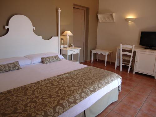Double or Twin Room Hotel Rural Morvedra Nou 5