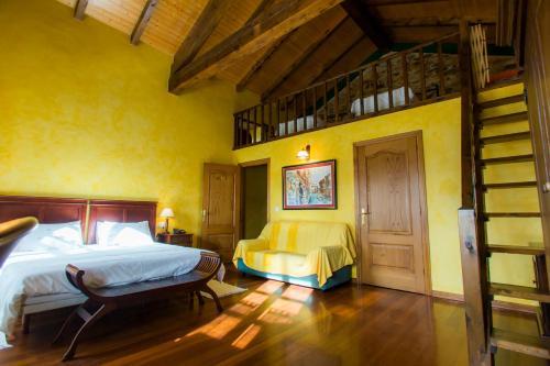 Quadruple Room Casa do Merlo 3