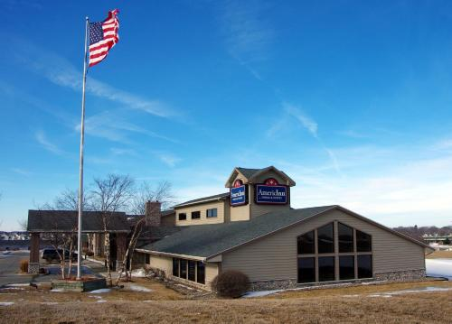 Americinn Grimes -  star rating for travel with kids