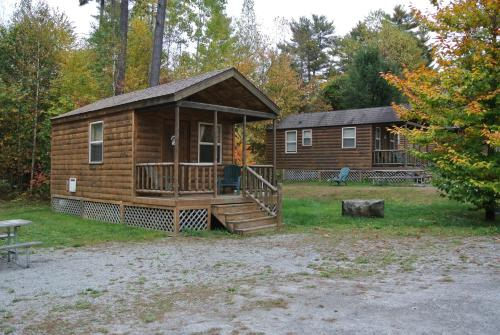 Cottage Deluxe (deluxe cabin)