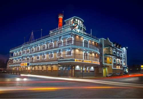 Picture of Billy Barker Casino Hotel