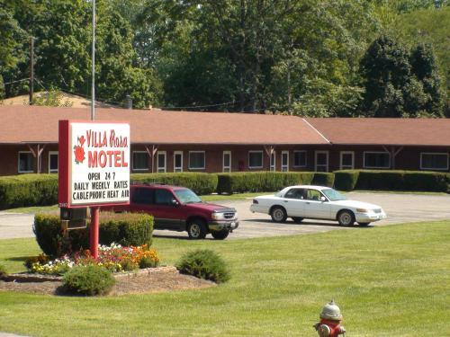 Villa Rosa Motel