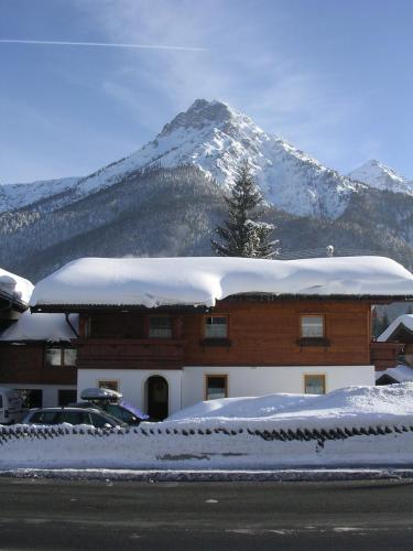 Ferienwohnung Günther - Apartment mit Balkon