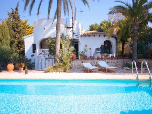Отель Holiday Home Pimpinella 0 звёзд Испания