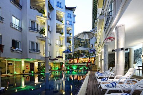 Отель Holiday Villa Nataya 4 звезды Камбоджа