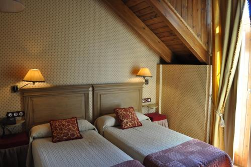Habitación Doble Superior - 1 o 2 camas Hotel Bocalé 2