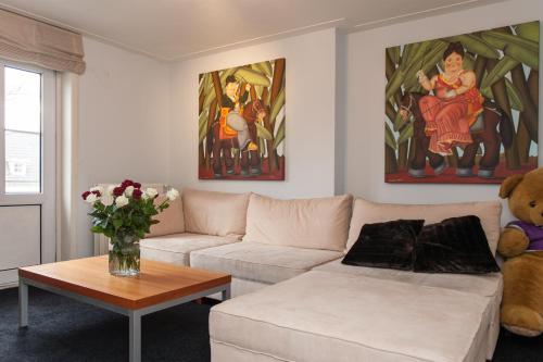Отель New Apartment Amsterdam, top location - near RAI 0 звёзд Нидерланды