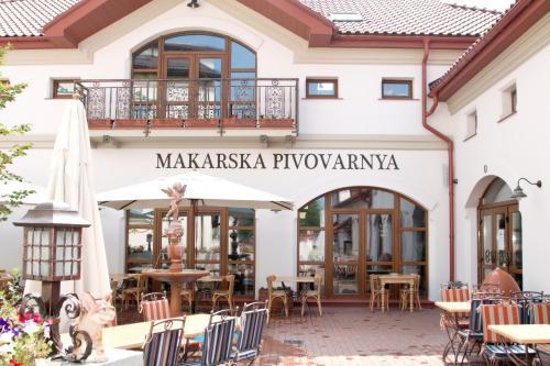 HotelGostinyi Dvor Pivovar