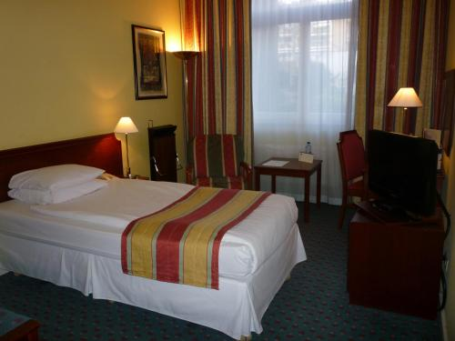 Best Western Plus Park Hotel Brussels photo 27