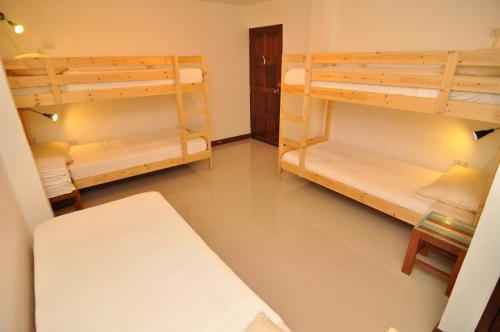 Seng i 6-sengs sovesal for kvinder (1 Person in 6-Bed Dormitory - Female Only)