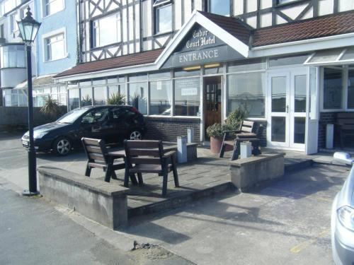 Arches Hotel Swansea Parking