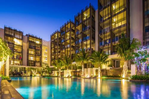 G Hua Hin Resort & Mall front view