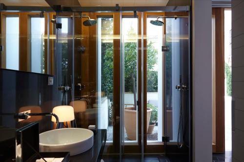 Deluxe Junior Suite Atrio Restaurante Hotel 4
