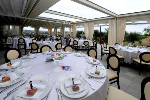 Отель Hotel Ristorante Cantina Langelina 3 звезды Италия