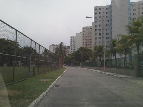 Apartamento Riocentro front view