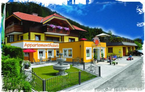 Apartmenthaus Sonnenhang - Apartment (4 Erwachsene)