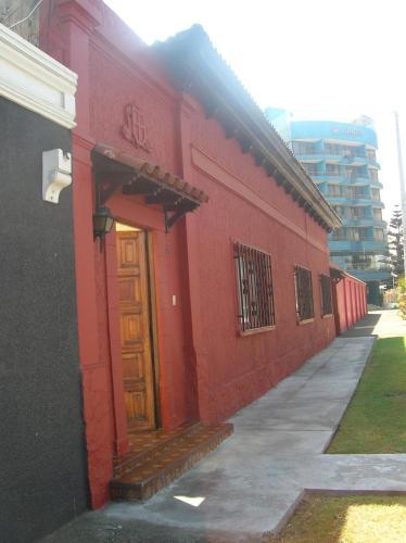 Iquique Beachfront front view