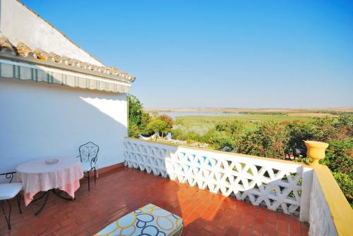 Habitación Doble Superior con terraza B&B Hacienda el Santiscal 7