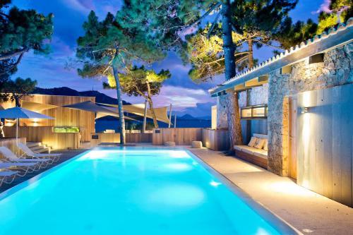 Отель La Plage Casadelmar 5 звёзд Франция