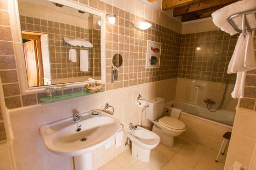 Doppel- oder Zweibettzimmer Casa do Merlo 6