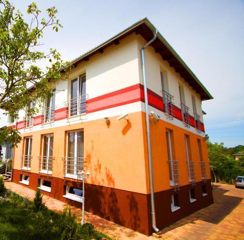 Riviéra Apartmanház, Siófok