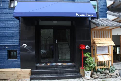 Отель Picasso House 1 звезда Корея, Республика