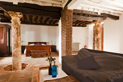 Suite Familiar (2 adultos + 2 niños) Hotel Cortijo del Marqués 12