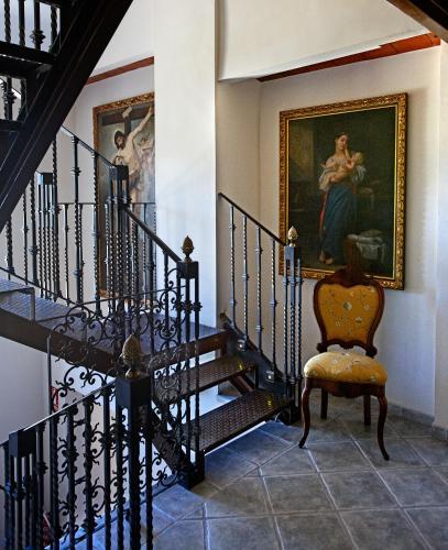 Suite mit Bergblick - Einzelnutzung Hotel Rural Masía la Mota 3