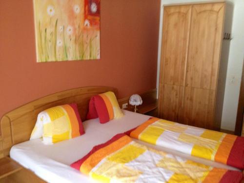 Ferienwohnungen Pernull - Apartment mit Balkon