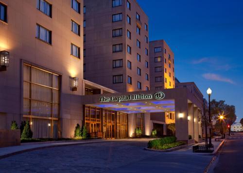 Capital Hilton, Washington - Promo Code Details