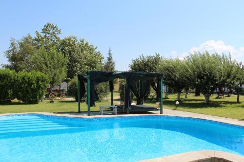 Villa Galeria in the Garden