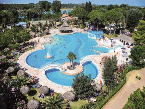 Camping Village Pino Mare front view
