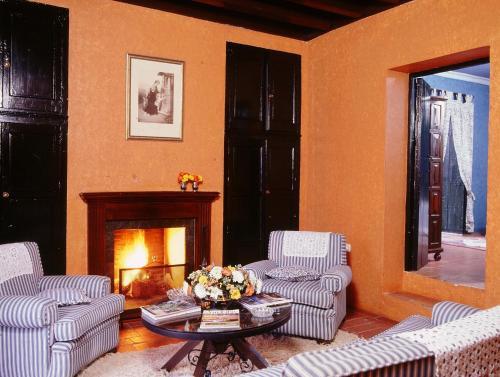 Suite Hacienda el Santiscal 4