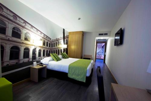 Double Room with View ATH Enara Boutique Hotel 8