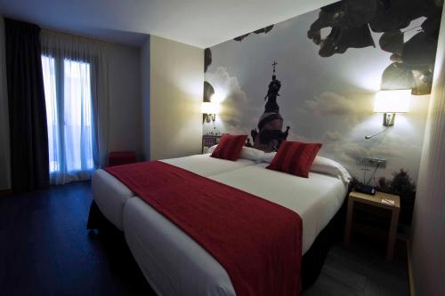 Double Room with View ATH Enara Boutique Hotel 13