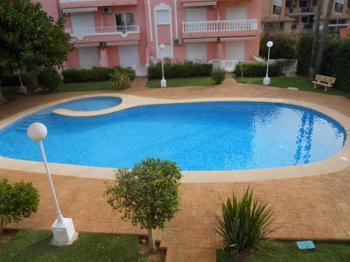 Playa de Las Marinas - Serviden, hotel en Denia