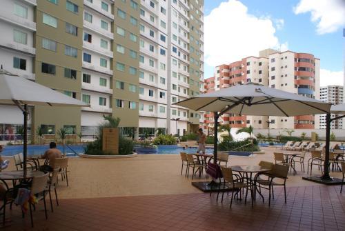 Apartamento Riviera Park com Varanda front view