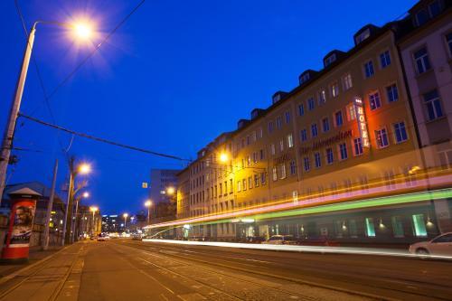 Centro Hotel Vier Jahreszeiten impression