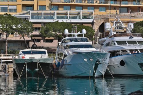 Find cheap Hotels in Monaco