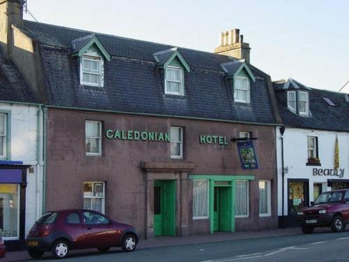 Caledonian Hotel,Beauly