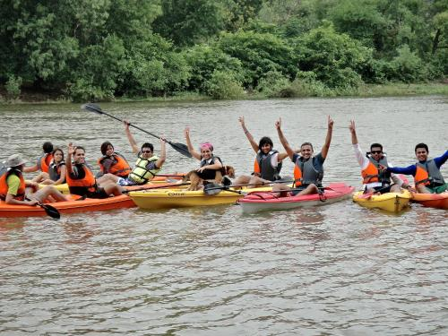 Ecomantra's Rivertrail Eco Camp
